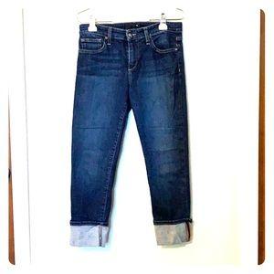 Womens Joe's Jeans Cuffed Cropped sz 29